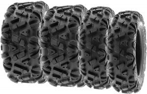 the sunf tubeless 4 wheeler tires are some of the best atv tires available
