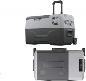 the techclic portable cooler is one of the best portable ice chests available