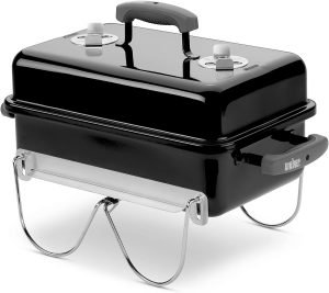 the weber go anywhere portable grill is one of the best portable grills available