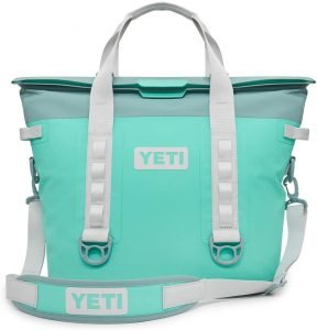 the yeti hopper portable cooler is one of the best portable ice chests available