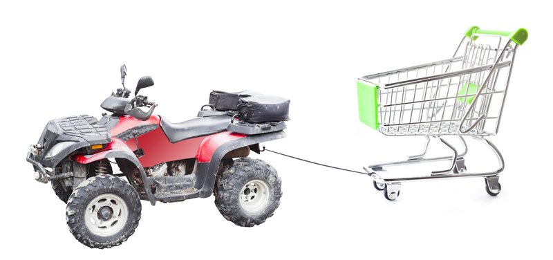 atv trailers and utility carts