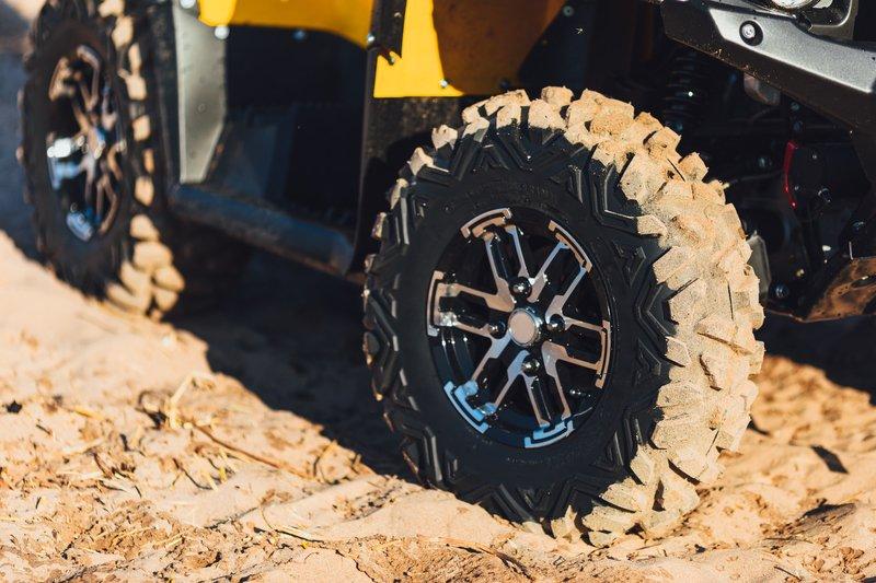 best 4 wheeler tires