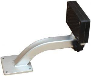 the brocraft deck mount trolling motor bracket is one of the best trolling motor brackets available