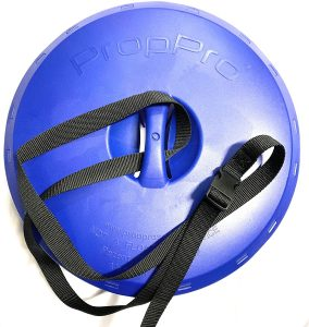 the proppro trolling motor prop cover is one of the best trolling motor propeller guards available