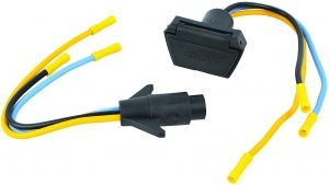 the attwood 3-wire trolling motor plug is one of the best trolling motor plugs available